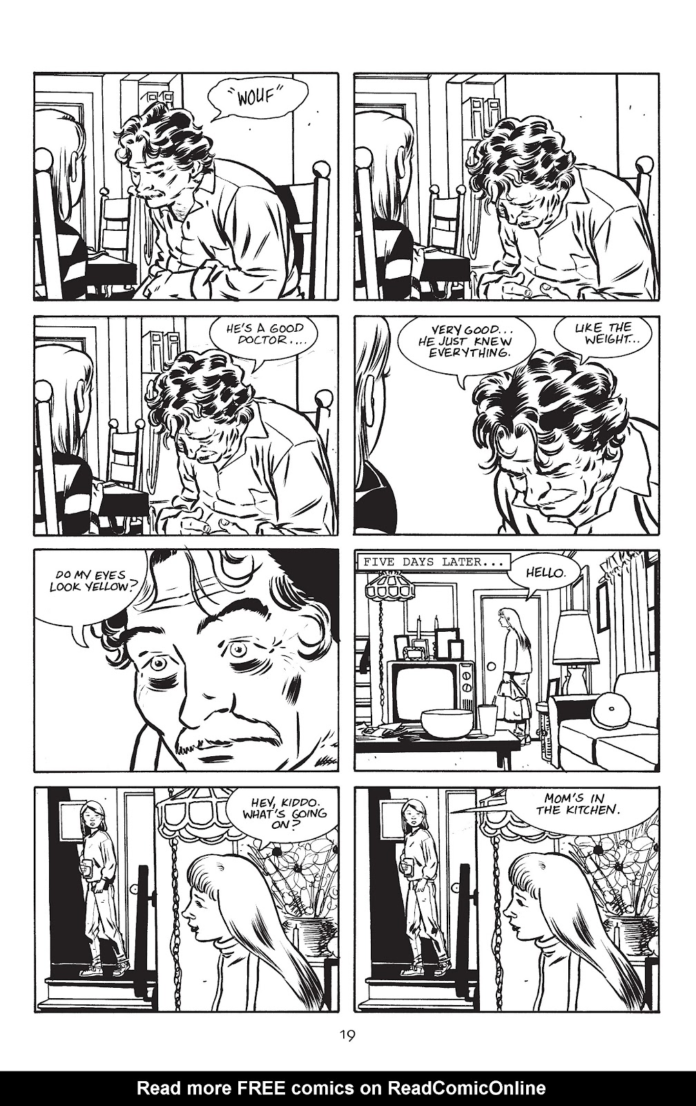 Stray Bullets Issue #7 #7 - English 21