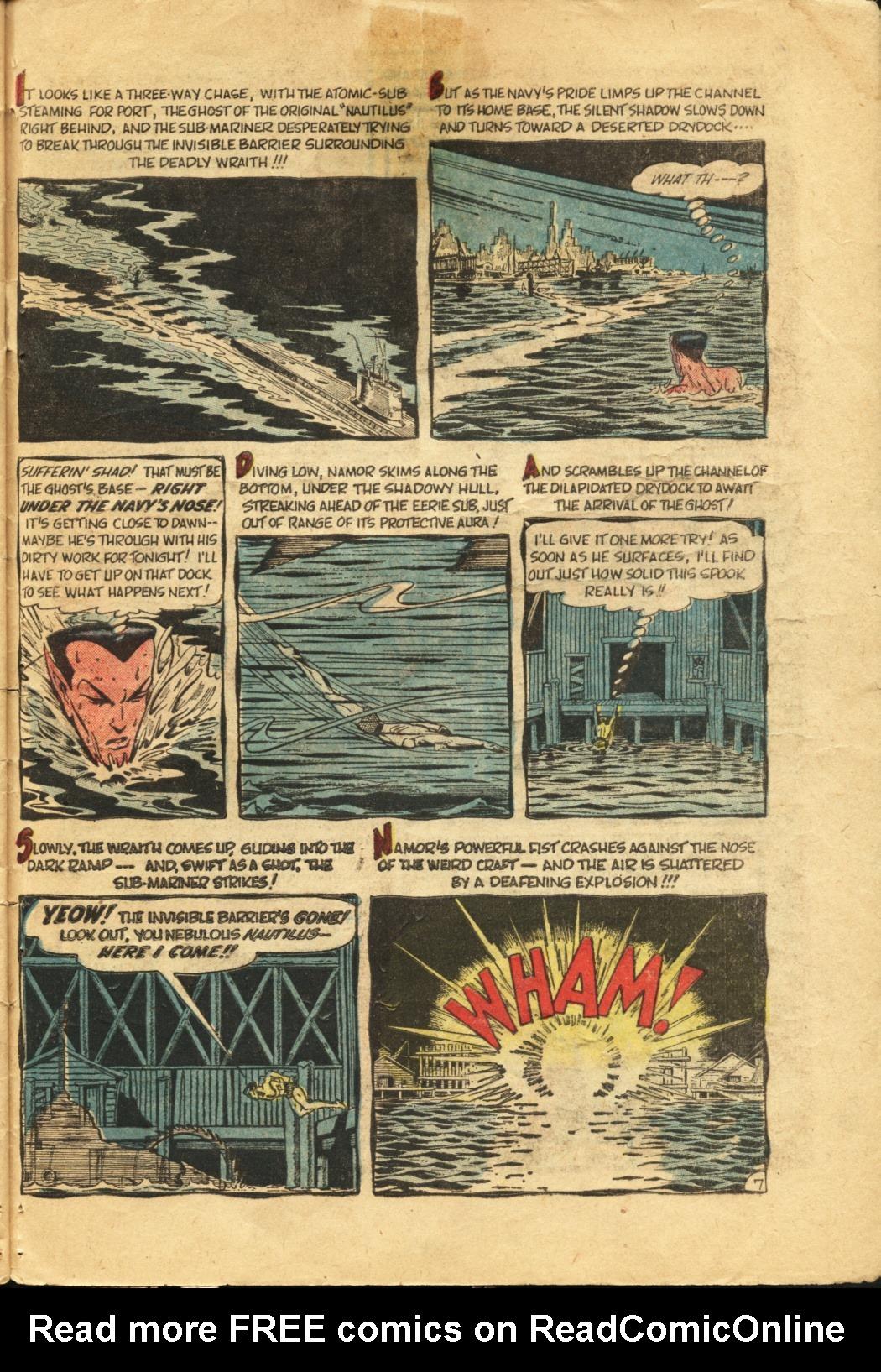 Sub-Mariner Comics #41 #41 - English 19