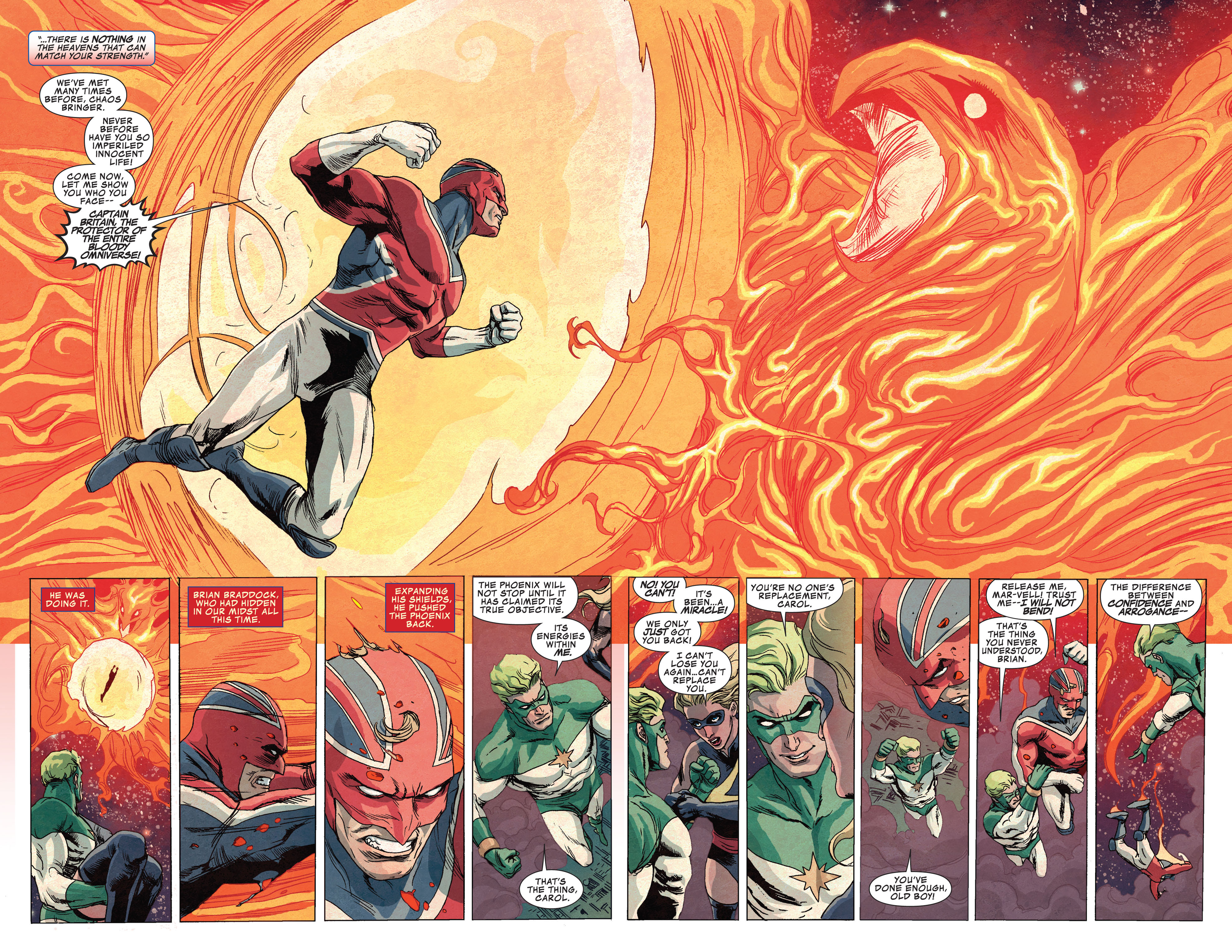 Read online Secret Avengers (2010) comic -  Issue #28 - 17