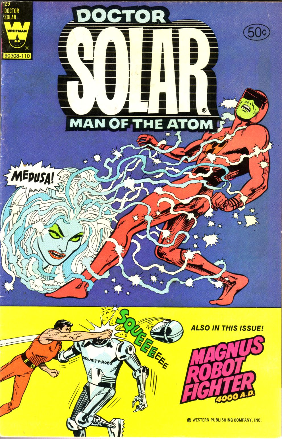 Doctor Solar, Man of the Atom (1962) 29 Page 1