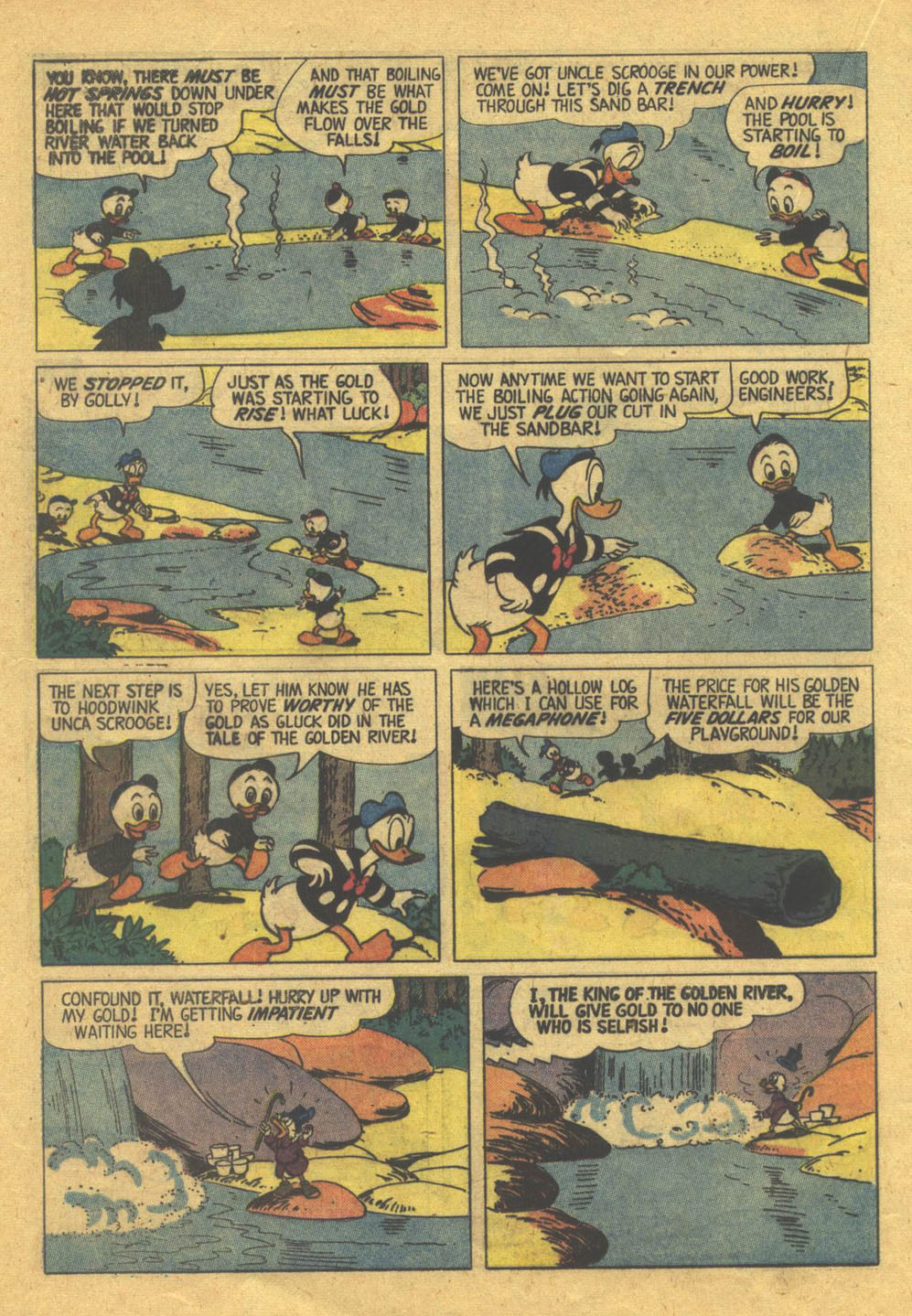 Uncle Scrooge (1953) Issue #22 #22 - English 20
