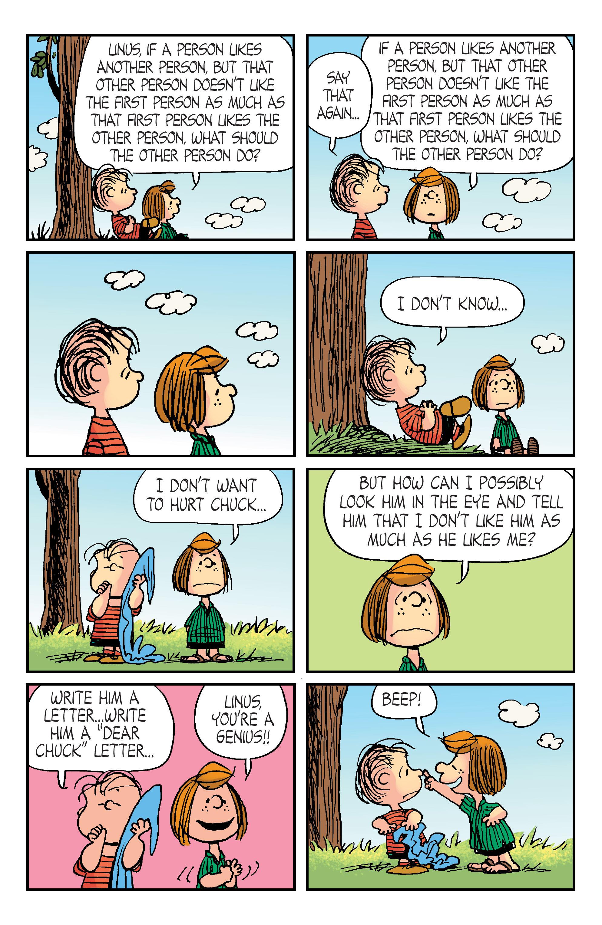 Read online Peanuts (2012) comic -  Issue #20 - 11
