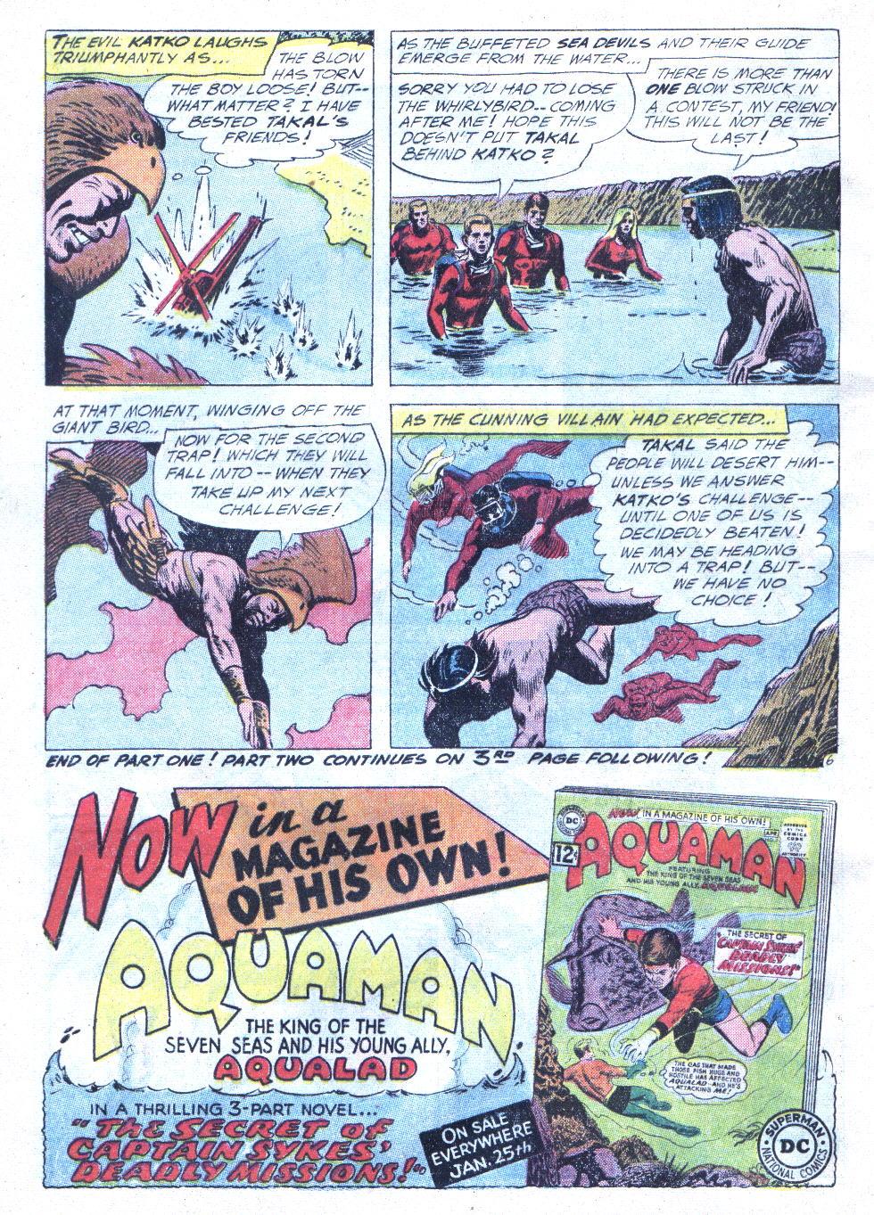Read online Sea Devils comic -  Issue #4 - 25