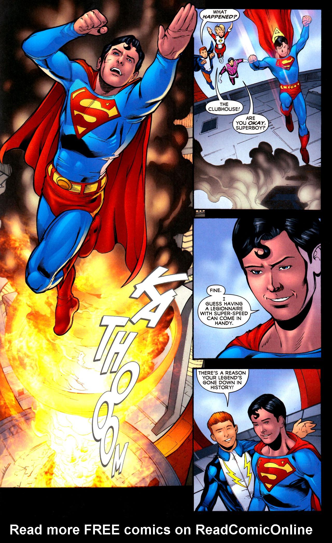 Read online Adventure Comics (2009) comic -  Issue #12 - 24