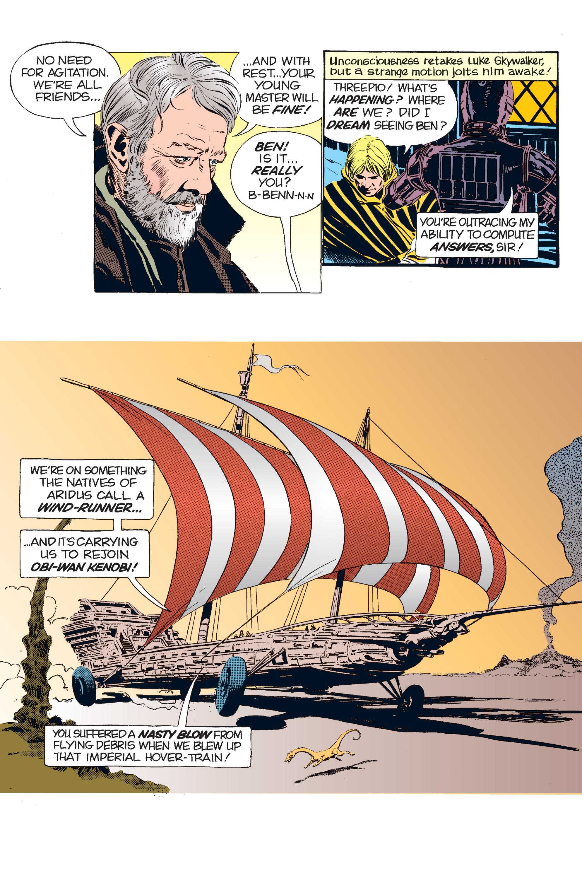 Classic Star Wars #10 #10 - English 15