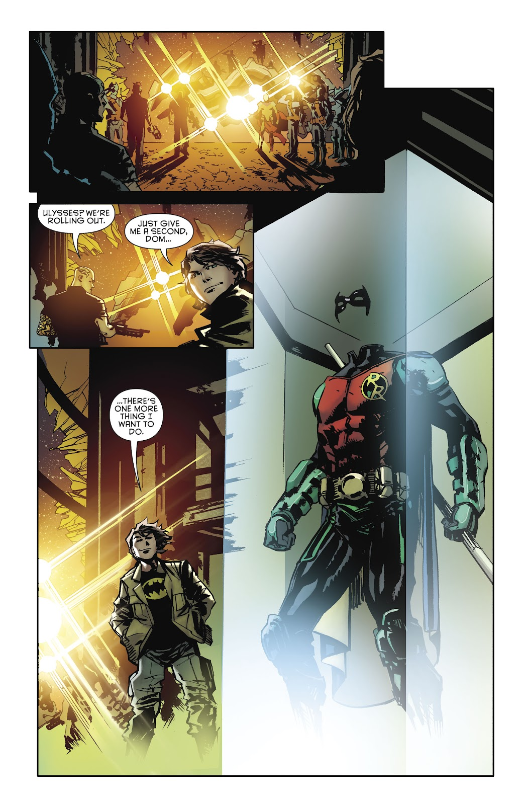 Detective Comics (2016) Issue #954 #21 - English 12