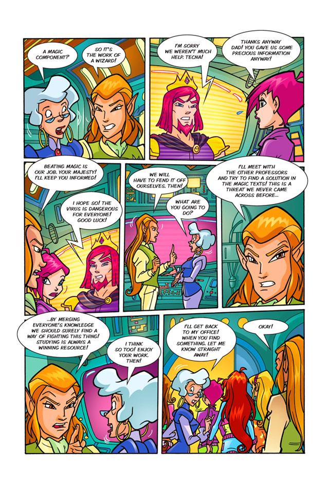 Winx Club Comic 67 Page 2