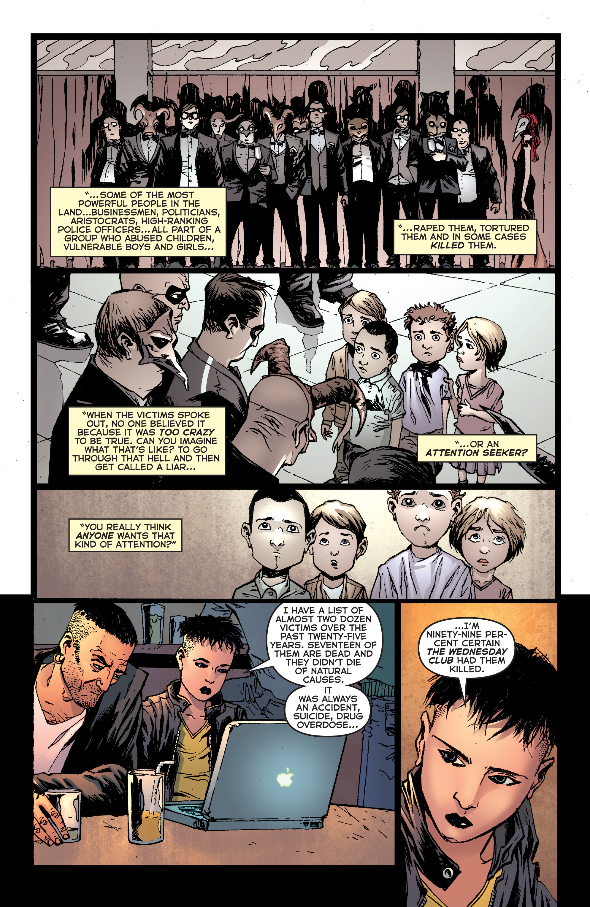 Read online Second Sight comic -  Issue #1 - 11