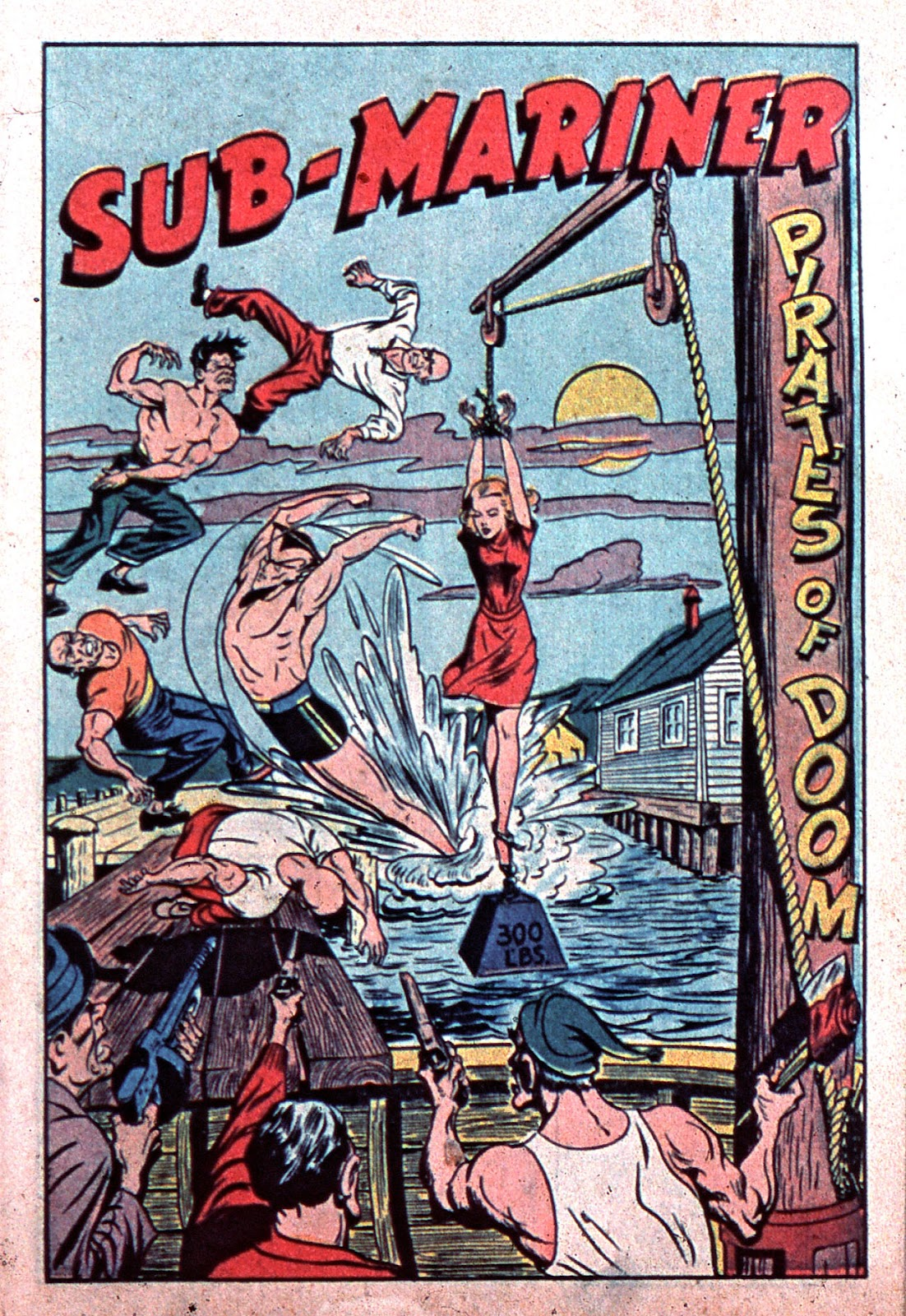 Sub-Mariner Comics Issue #15 #15 - English 3