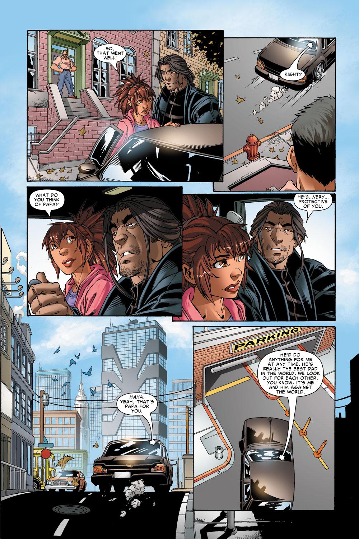 Read online Amazing Fantasy (2004) comic -  Issue #6 - 5