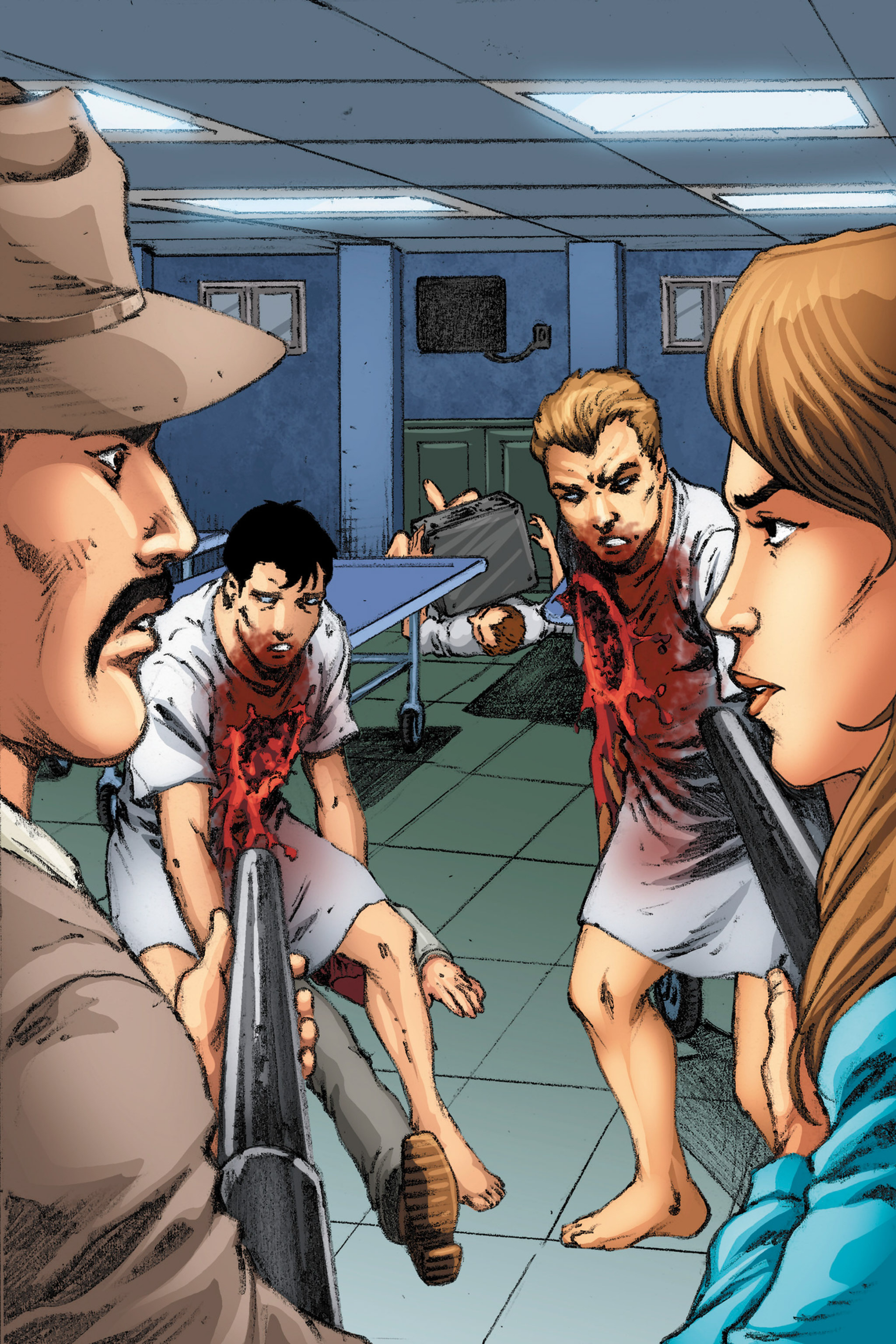 Read online Honor comic -  Issue #2 - 134