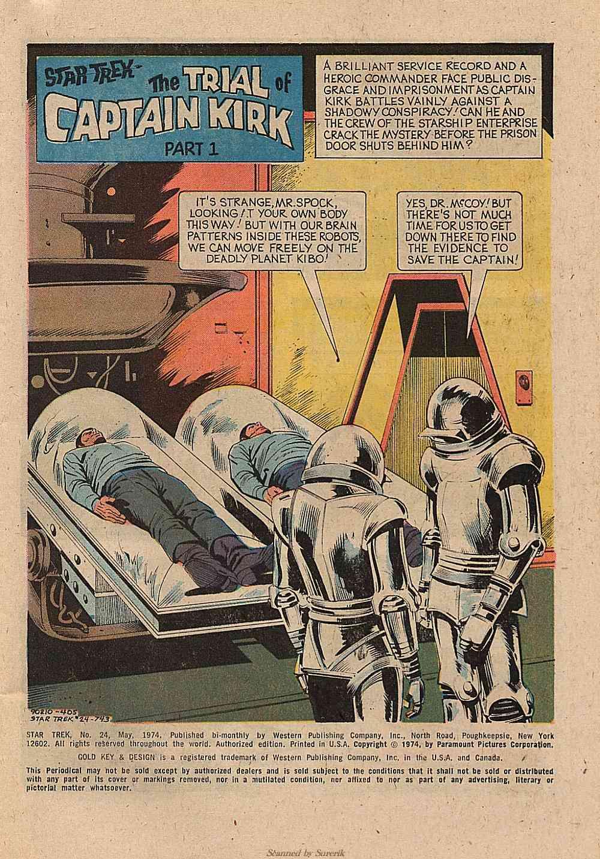 Star Trek (1967) Issue #24 #24 - English 2
