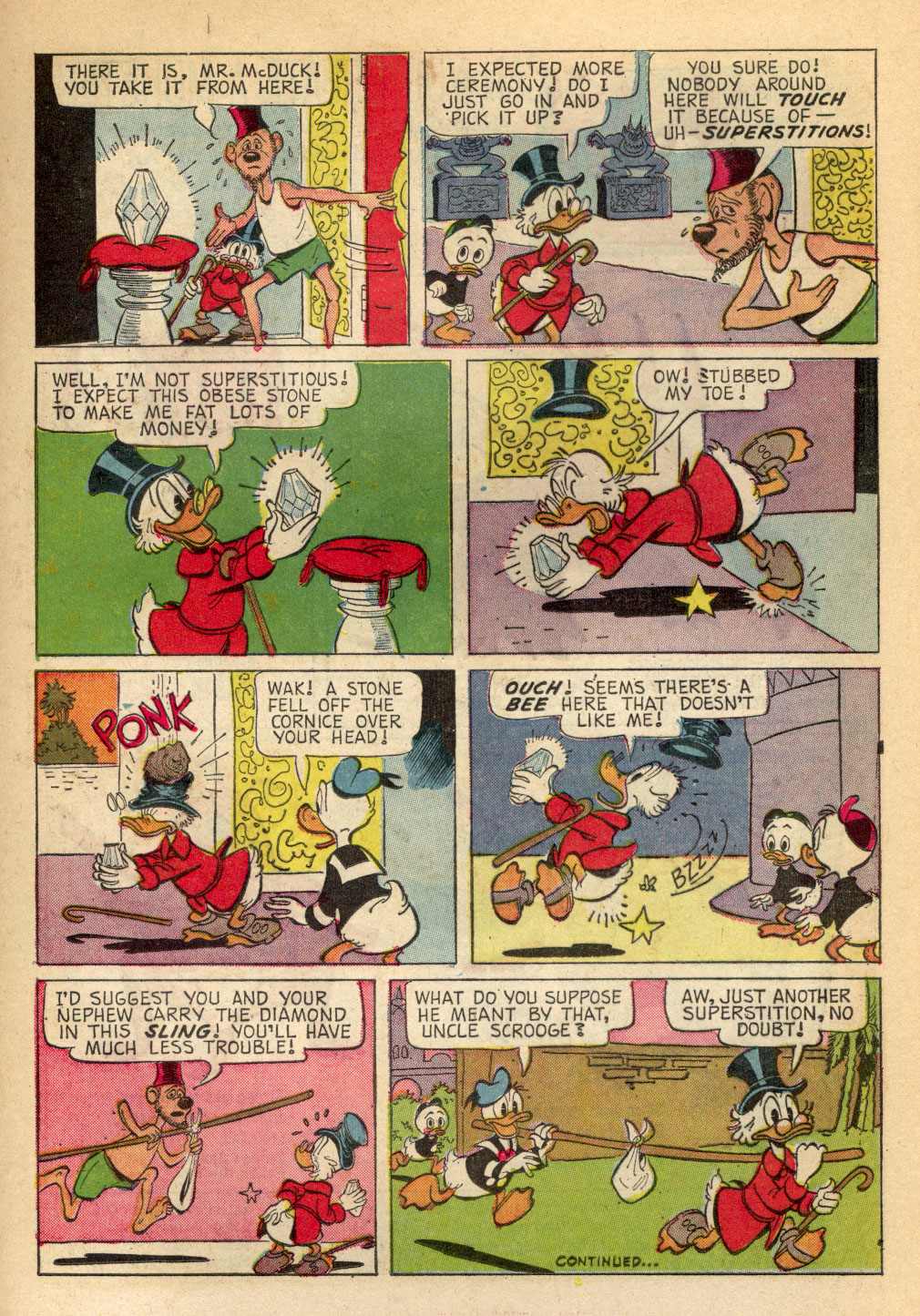 Uncle Scrooge (1953) Issue #70 #70 - English 17
