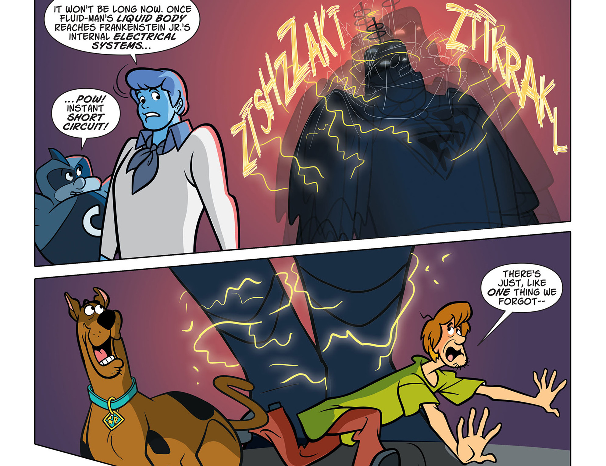 Read online Scooby-Doo! Team-Up comic -  Issue #44 - 10