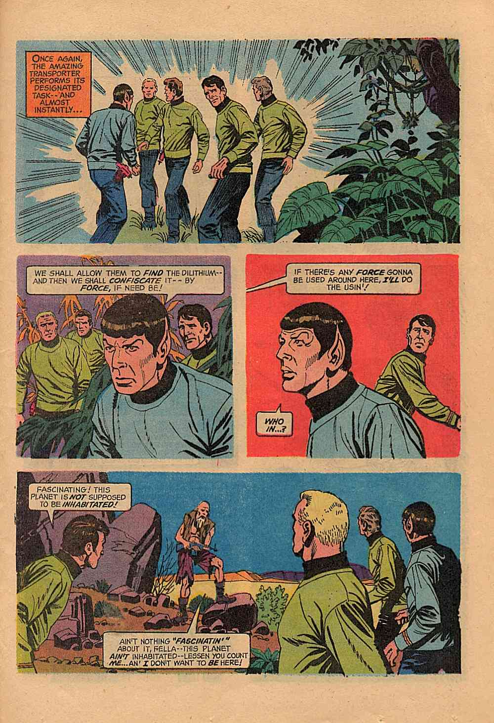 Star Trek (1967) Issue #12 #12 - English 19