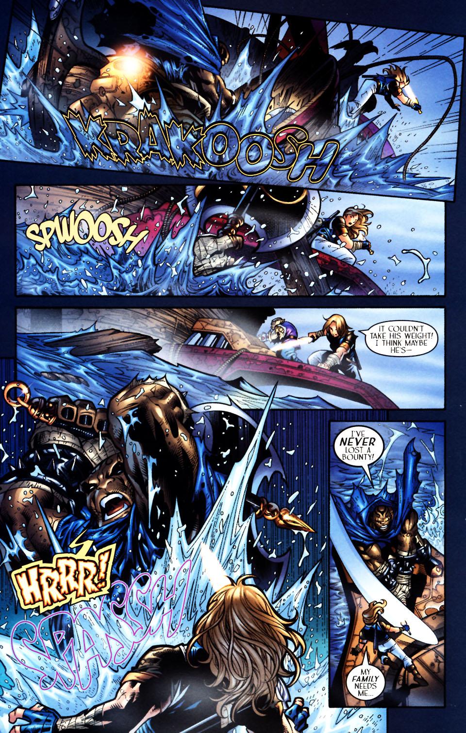 Read online Scion comic -  Issue #4 - 20