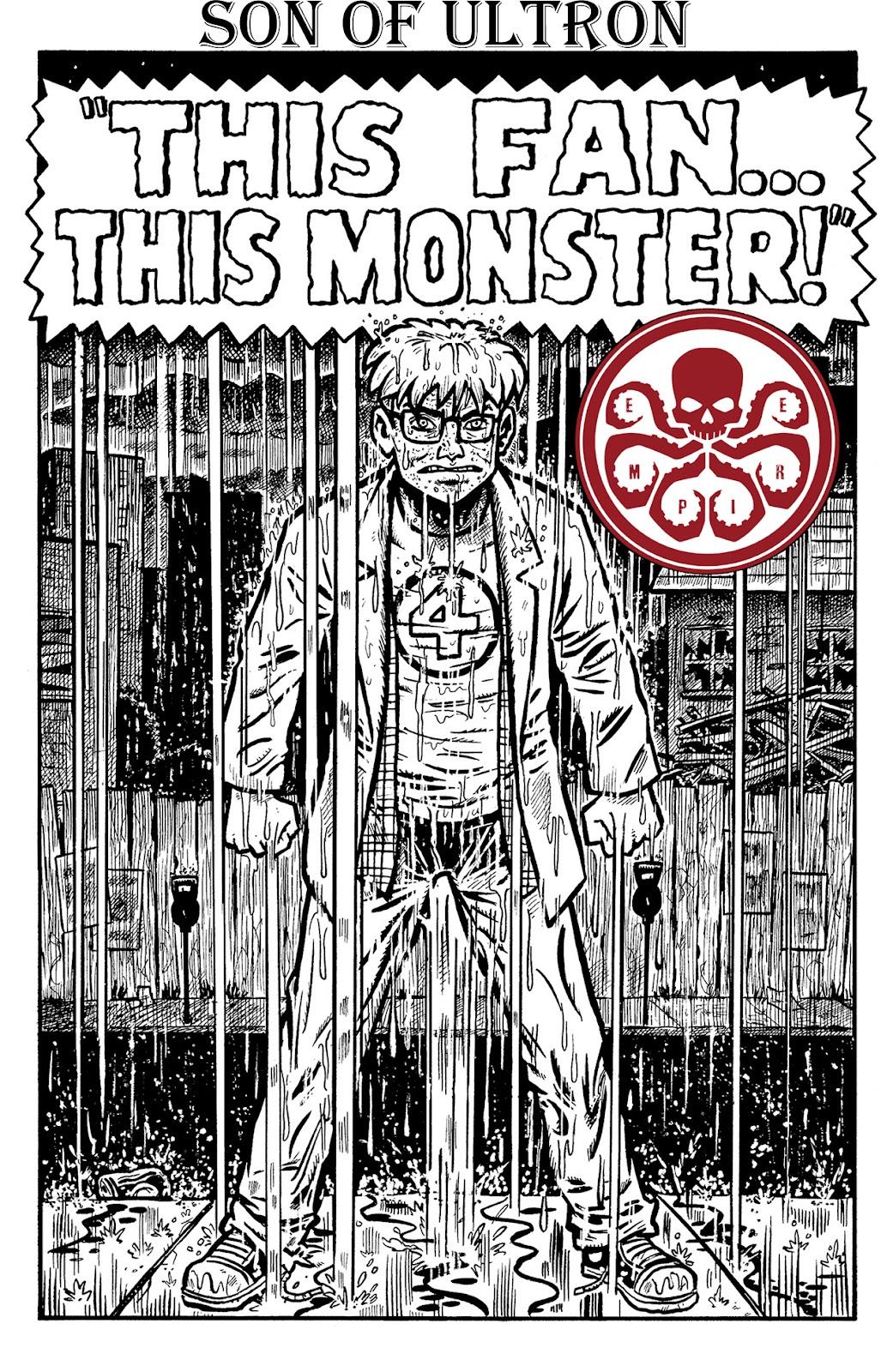 Read online Sherlock Frankenstein and the Legion of Evil comic -  Issue #4 - 23