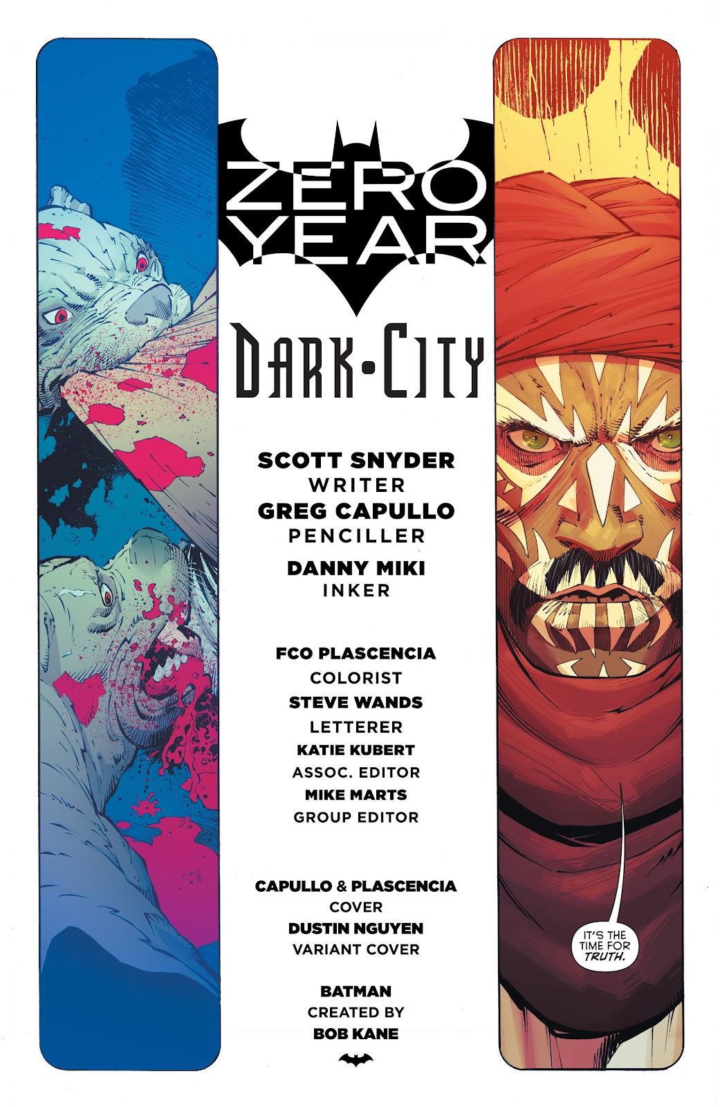 Batman (2011) Issue #26 #45 - English 3
