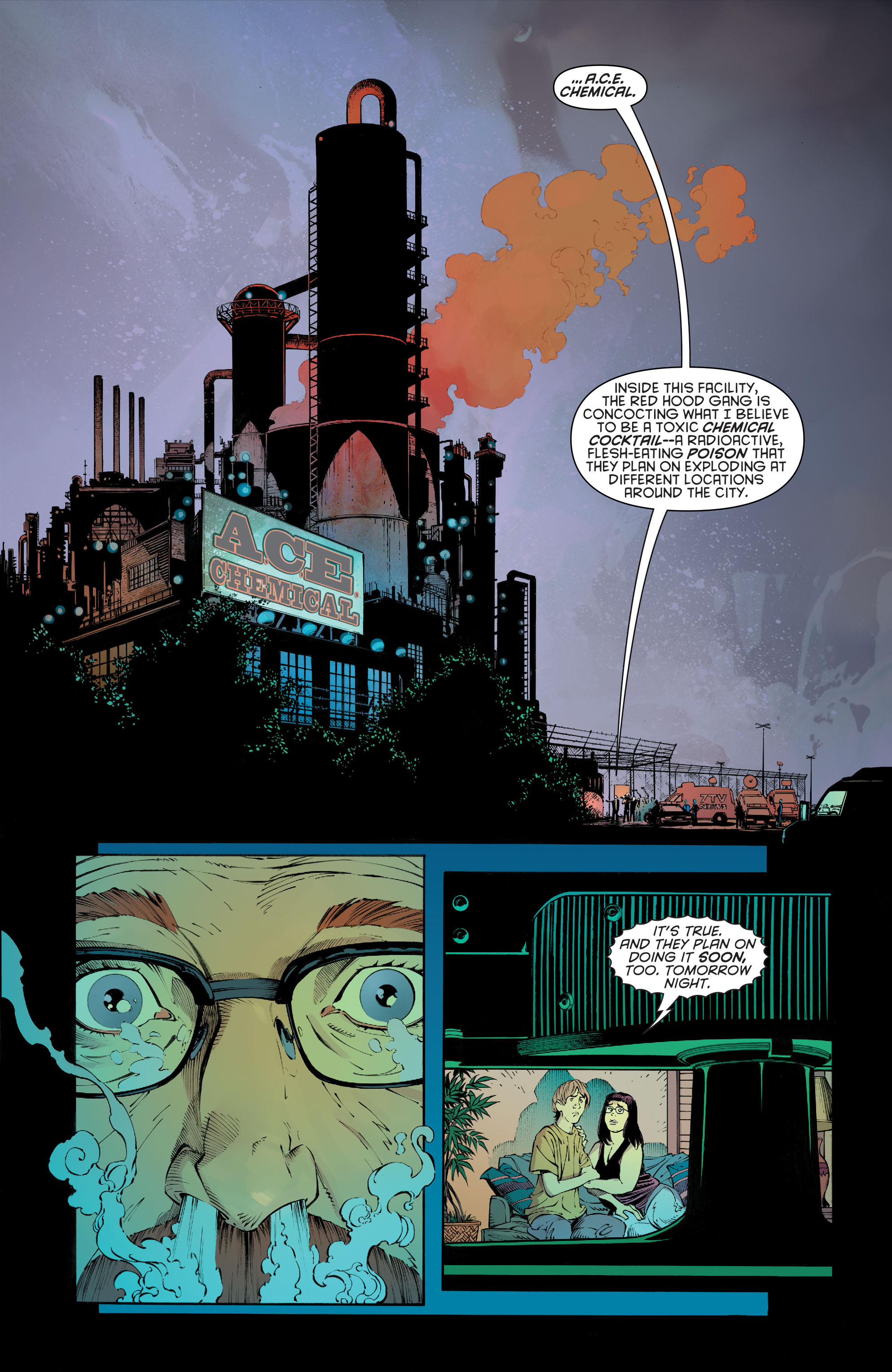 DC Comics: Zero Year chap tpb pic 24