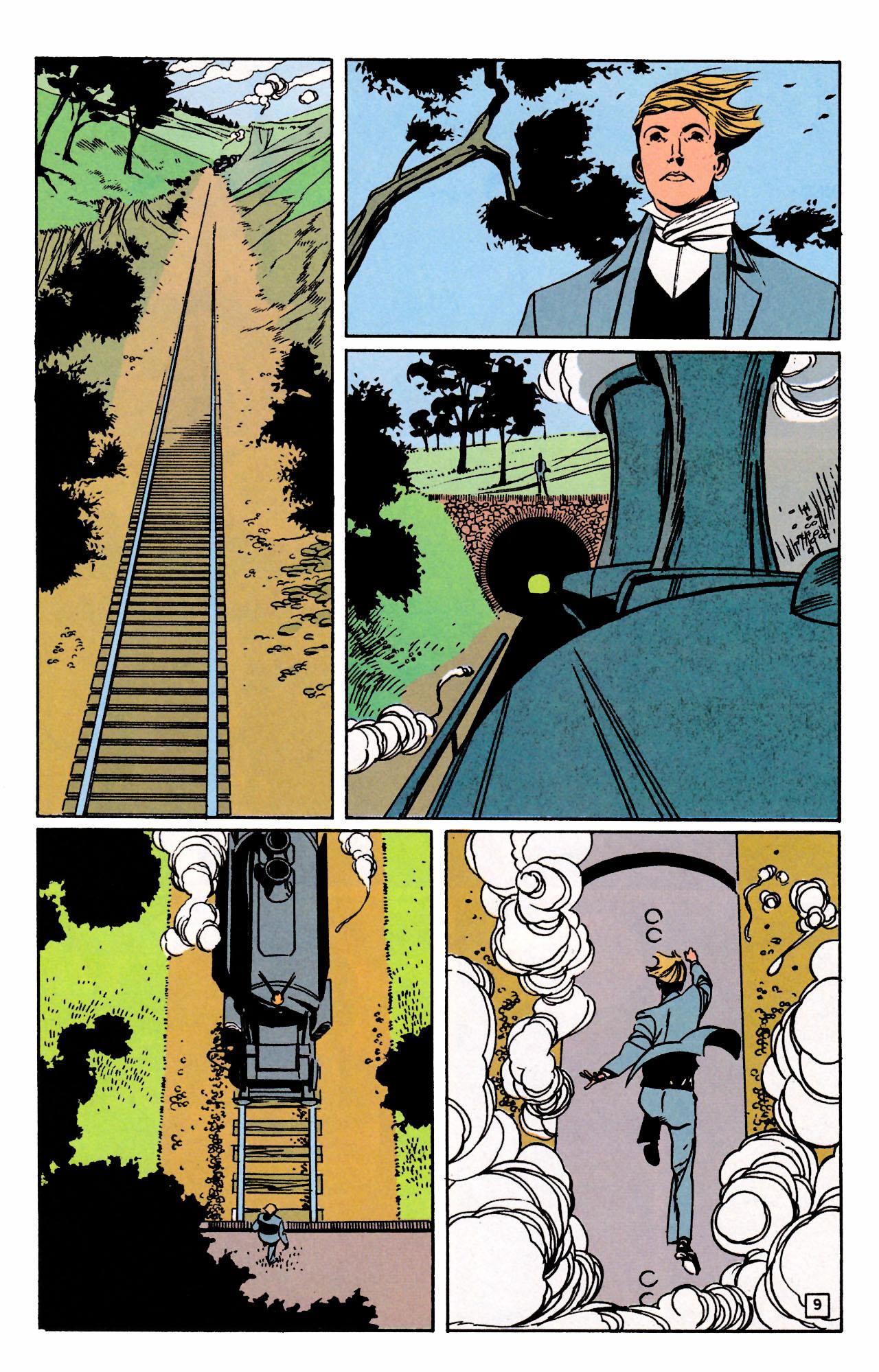 Read online Sebastian O comic -  Issue #3 - 13