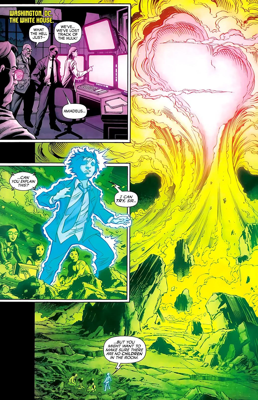Incredible Hulks (2010) Issue #633 #23 - English 8