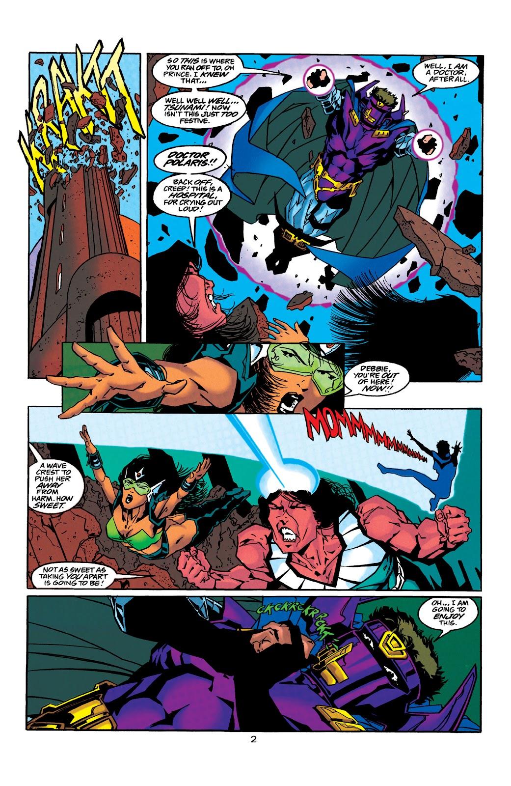 Aquaman (1994) Issue #41 #47 - English 3