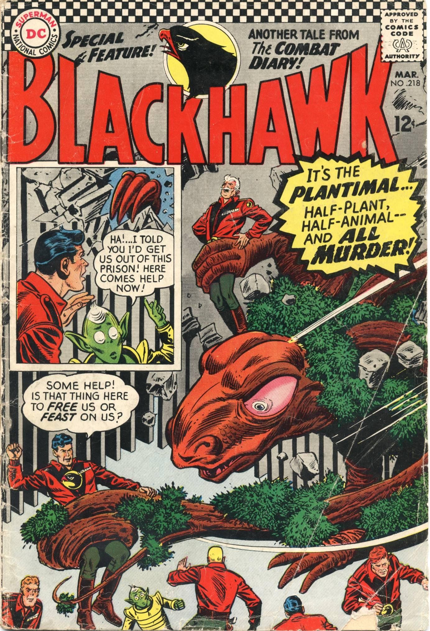 Blackhawk (1957) 218 Page 1