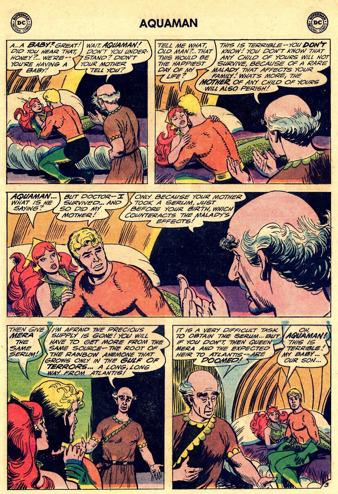 Aquaman (1962) Issue #23 #23 - English 5