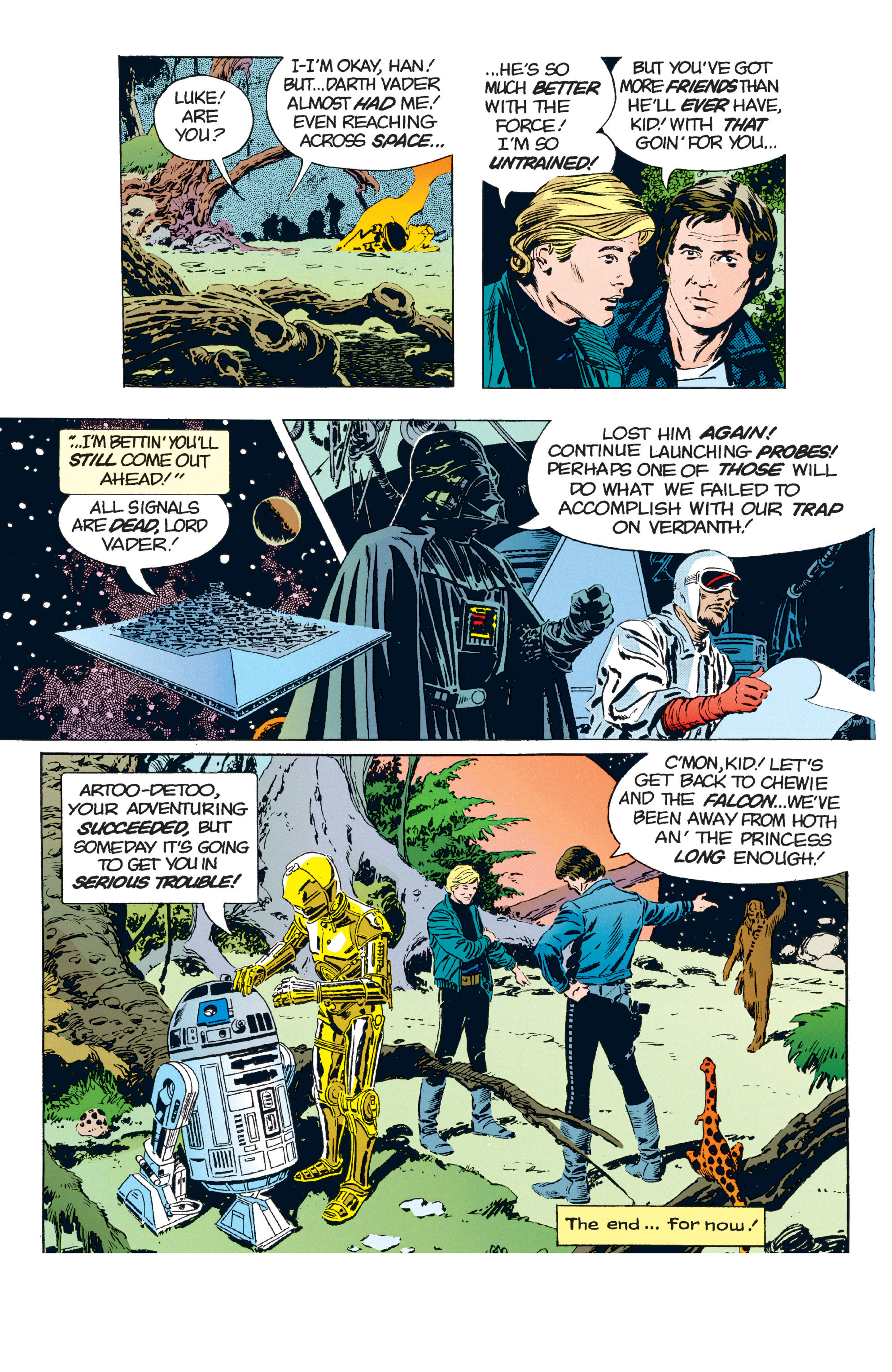 Classic Star Wars #20 #20 - English 49