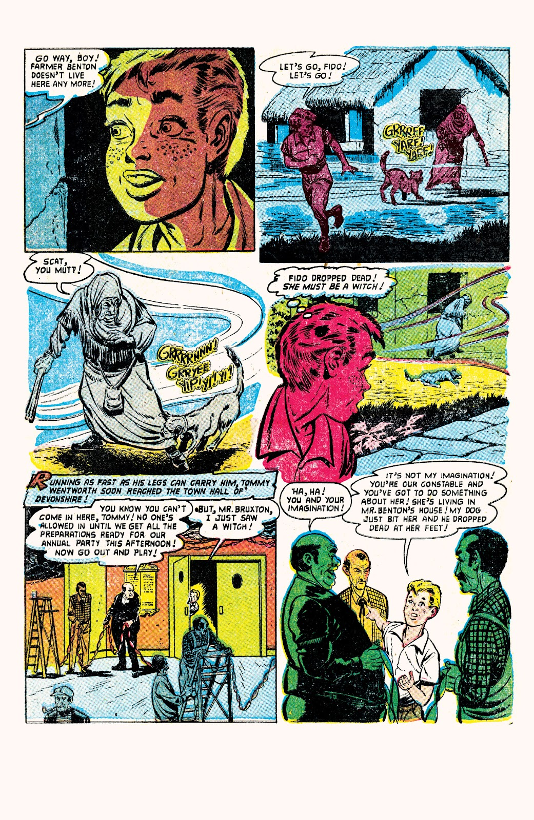 Haunted Horror Issue #20 #20 - English 43