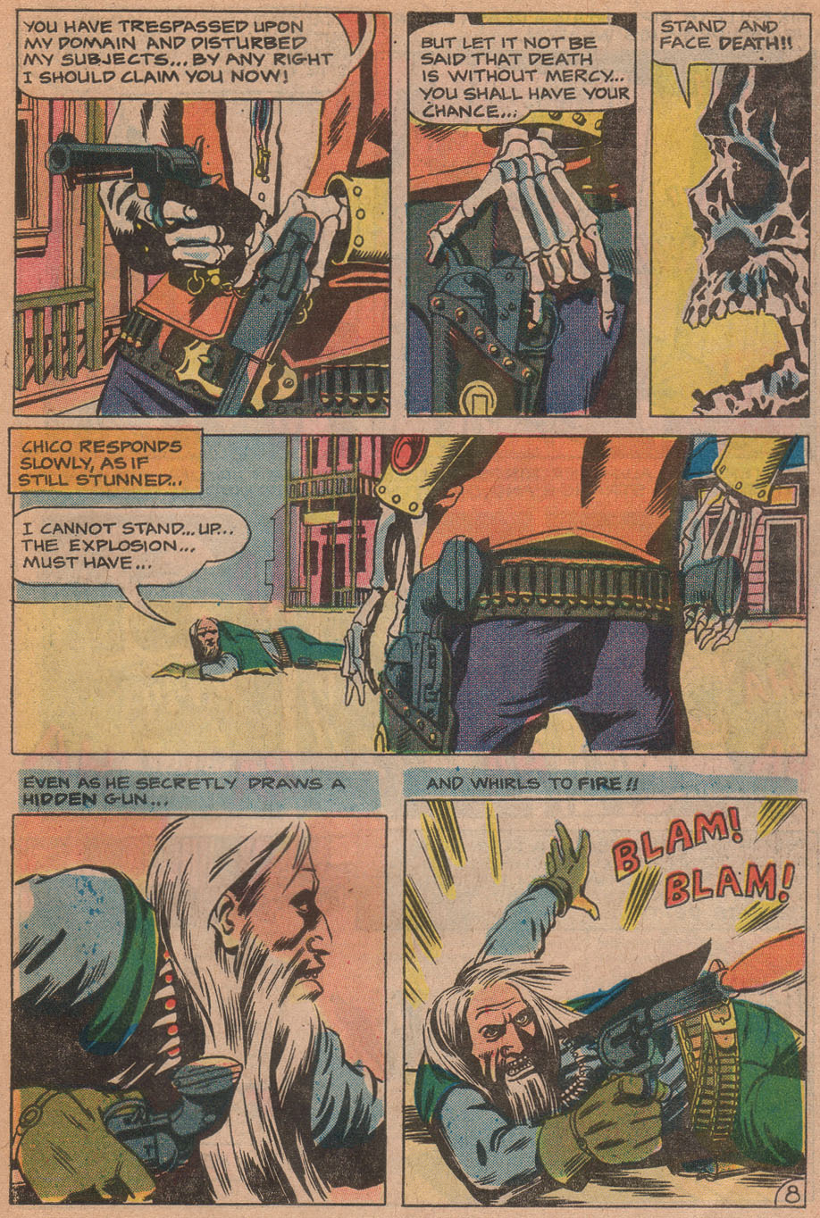 Read online Scary Tales comic -  Issue #17 - 31