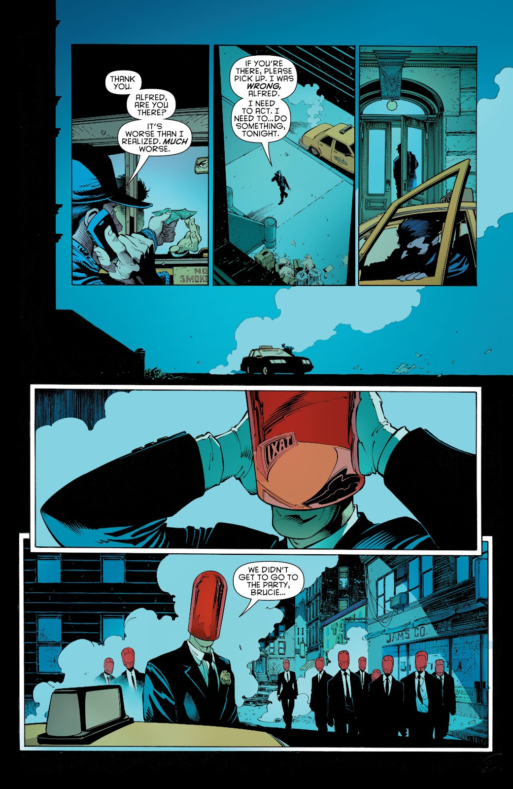 Batman (2011) _TPB 4 #4 - English 51