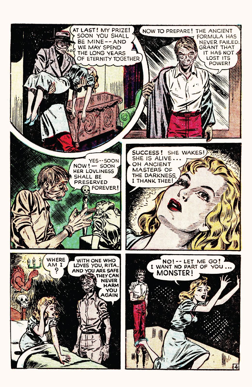 Haunted Horror Issue #5 #5 - English 38