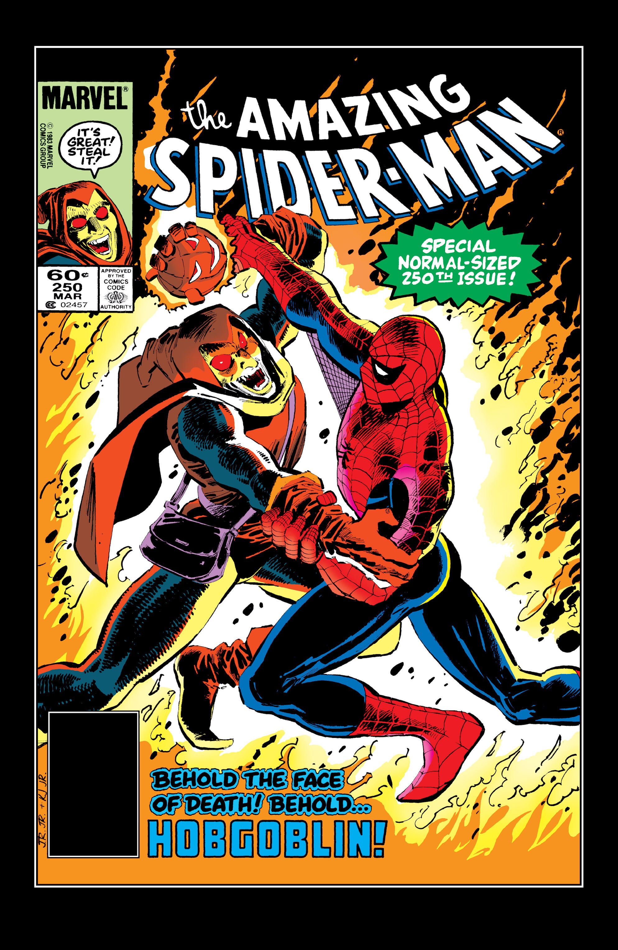 The Amazing Spider-Man (1963) 250 Page 1