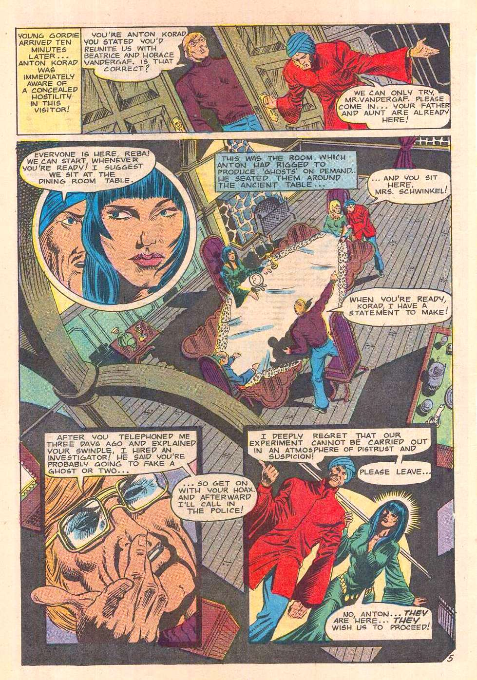 Read online Scary Tales comic -  Issue #42 - 8