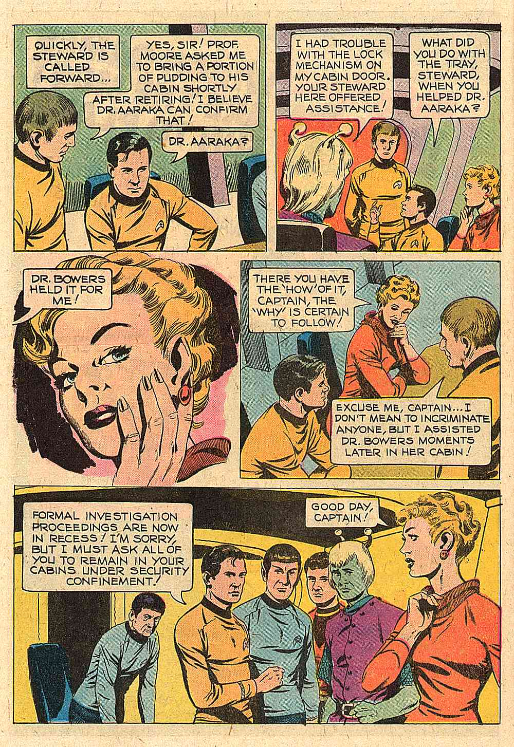 Star Trek (1967) #48 #48 - English 16