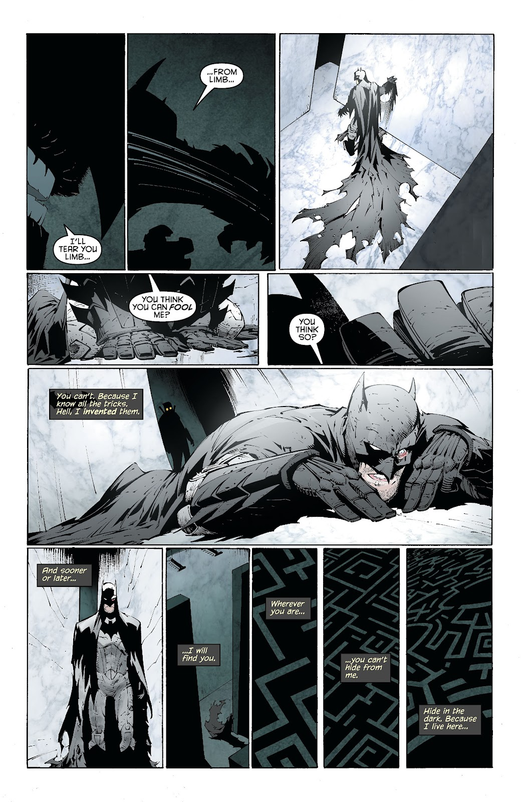 Batman (2011) Issue #5 #20 - English 9