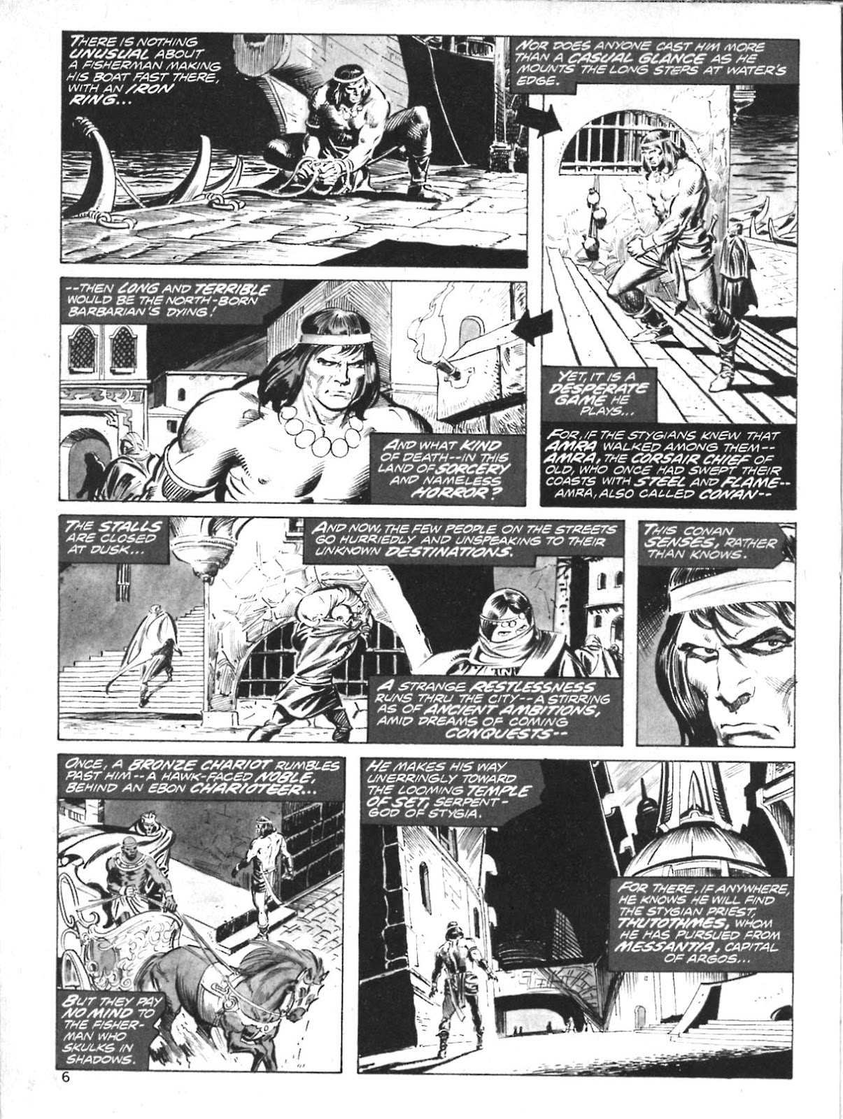 The Savage Sword Of Conan Issue #10 #11 - English 6