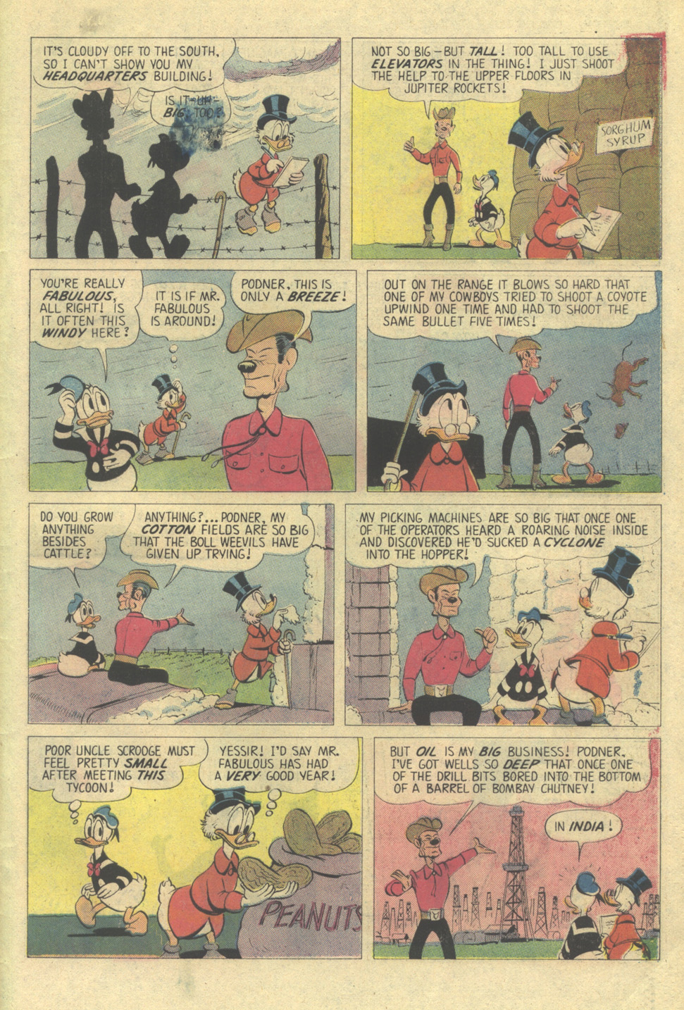 Uncle Scrooge (1953) Issue #135 #135 - English 31