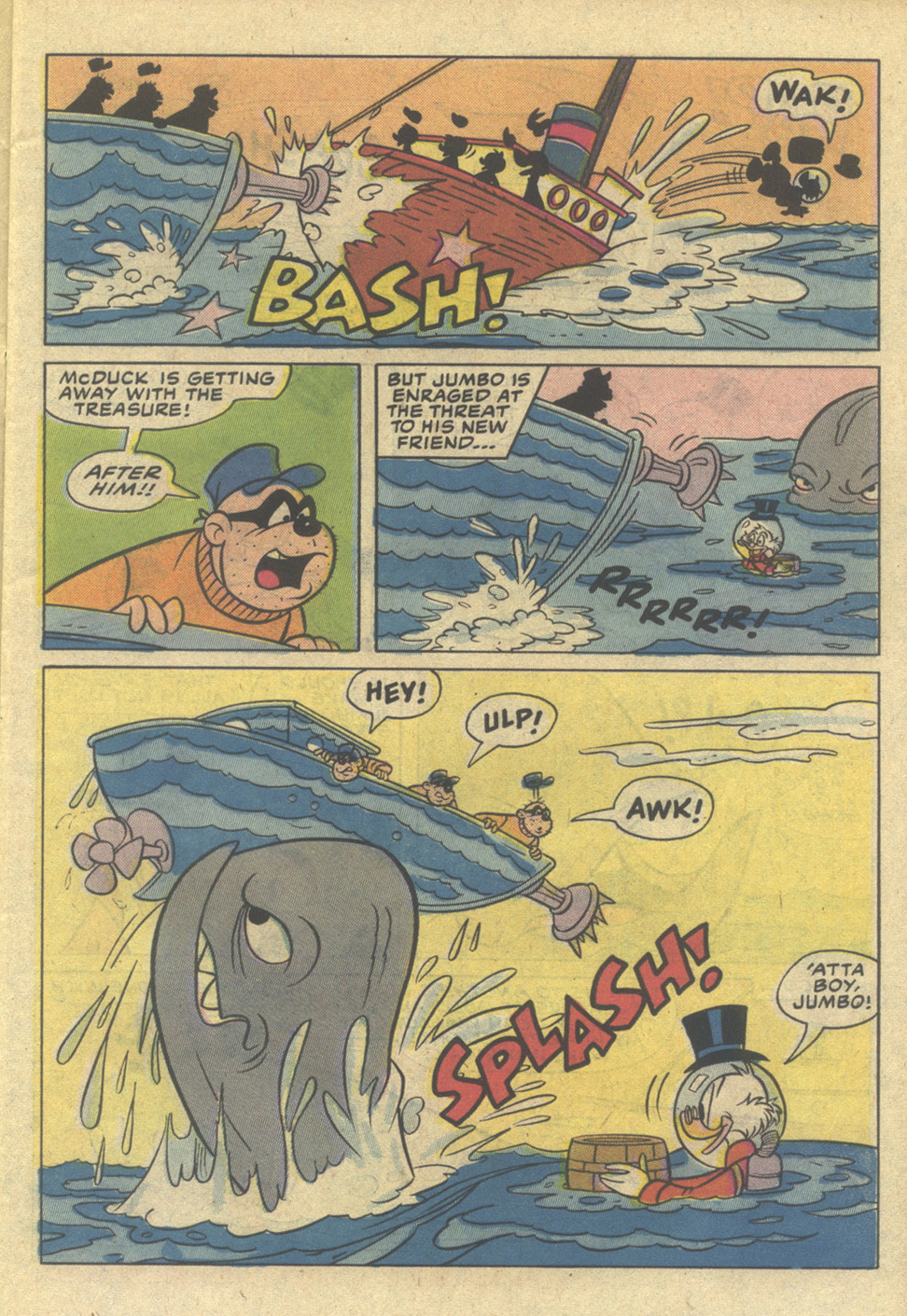 Uncle Scrooge (1953) Issue #206 #206 - English 11