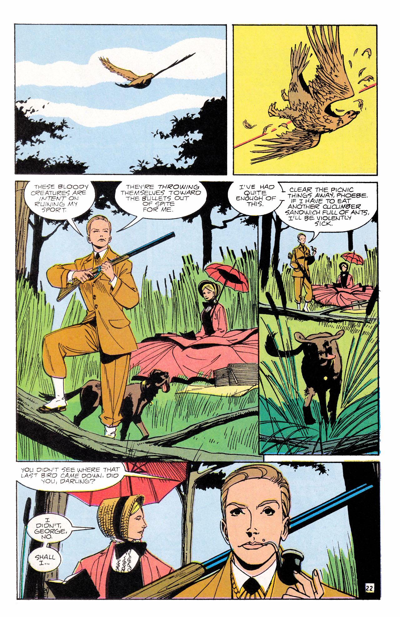 Read online Sebastian O comic -  Issue #2 - 27