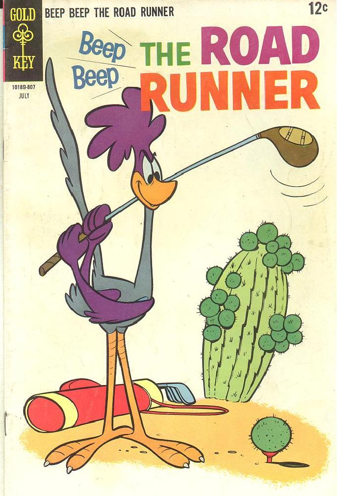 Beep Beep The Road Runner 8 Page 1