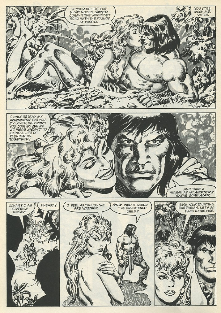The Savage Sword Of Conan Issue #139 #140 - English 28