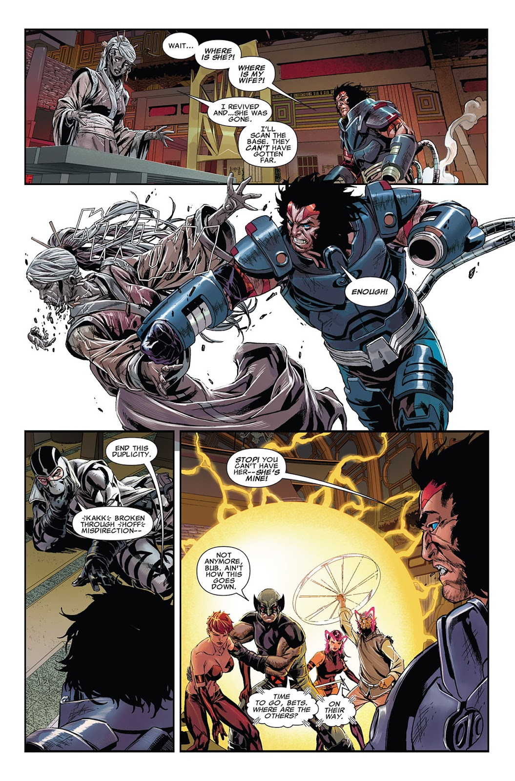 Uncanny X-Force (2010) Issue #13 #14 - English 19