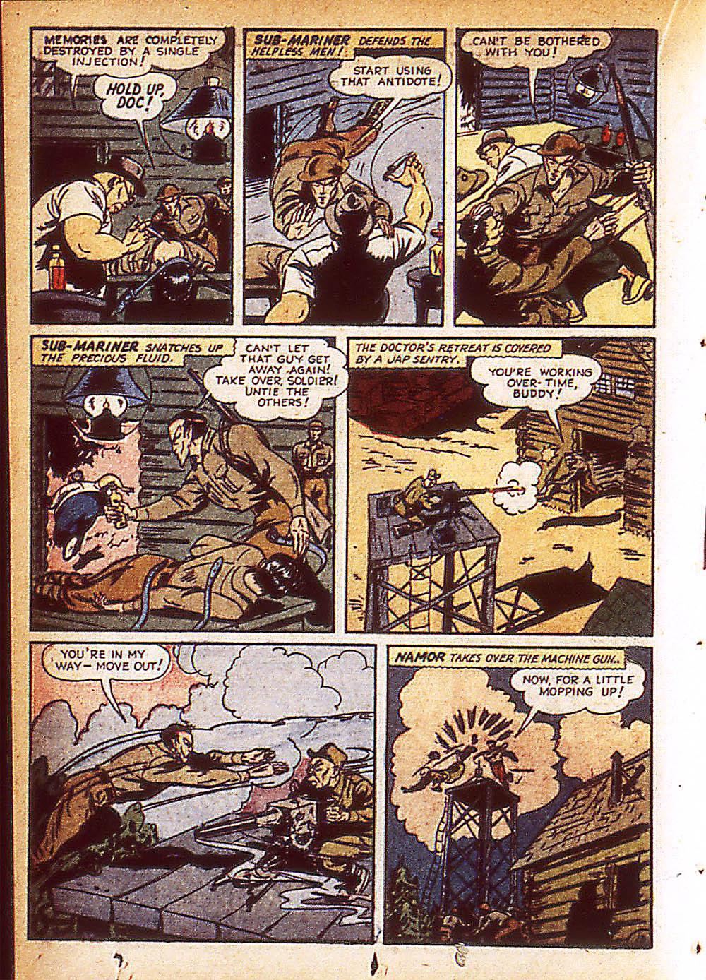 Sub-Mariner Comics Issue #8 #8 - English 37