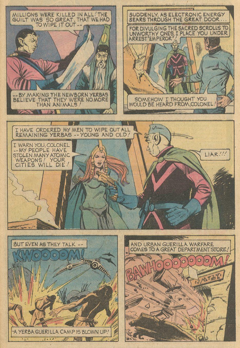 Star Trek (1967) Issue #32 #32 - English 23