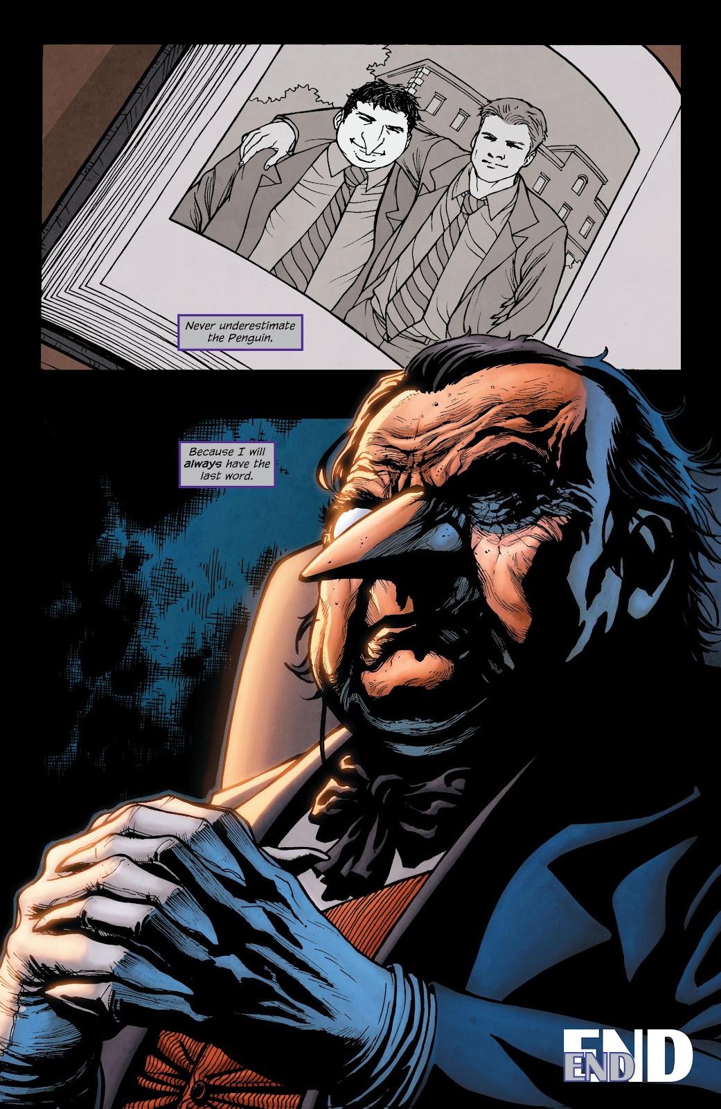 Batman (2011) Issue #23.3 #41 - English 21