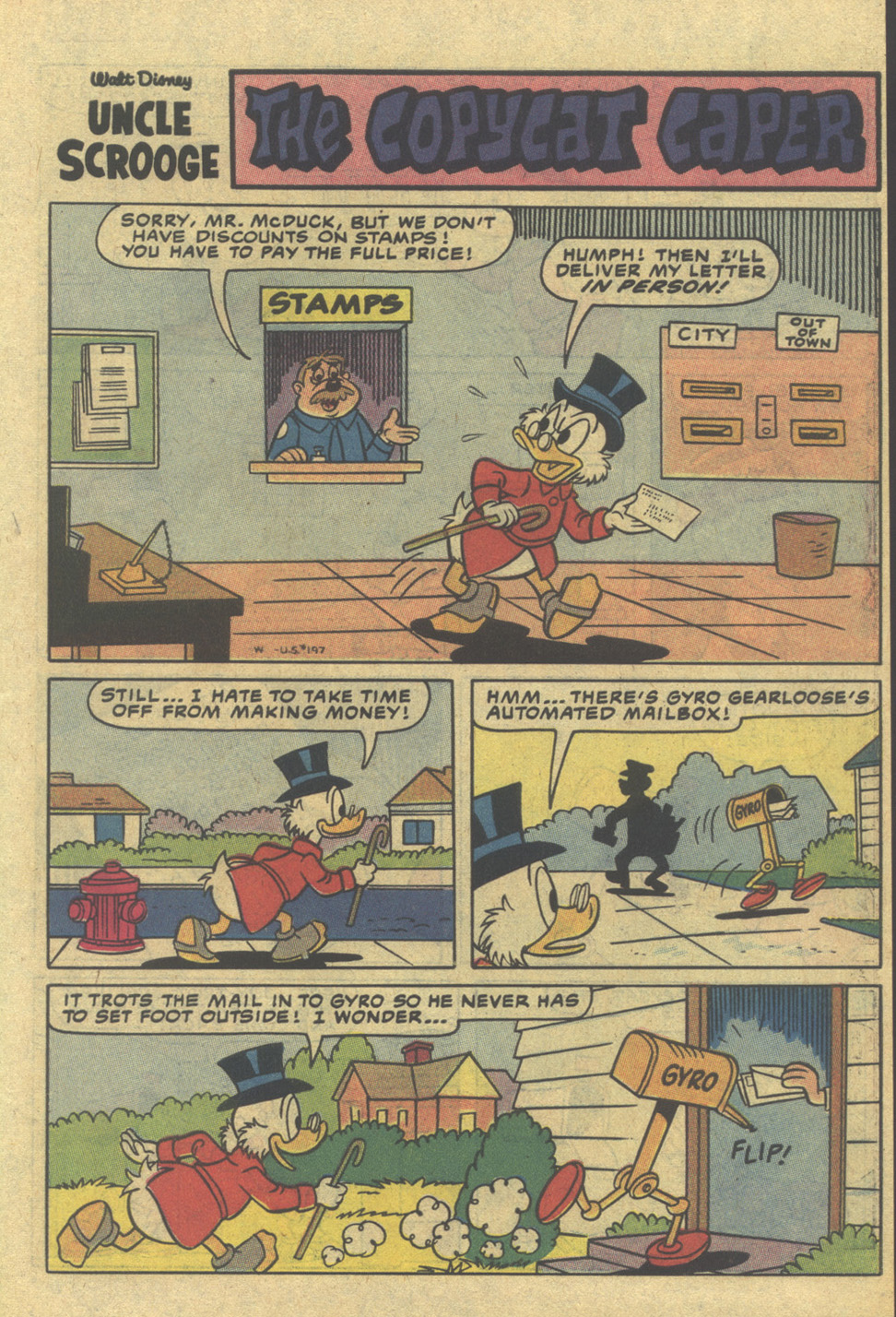 Uncle Scrooge (1953) Issue #197 #197 - English 27