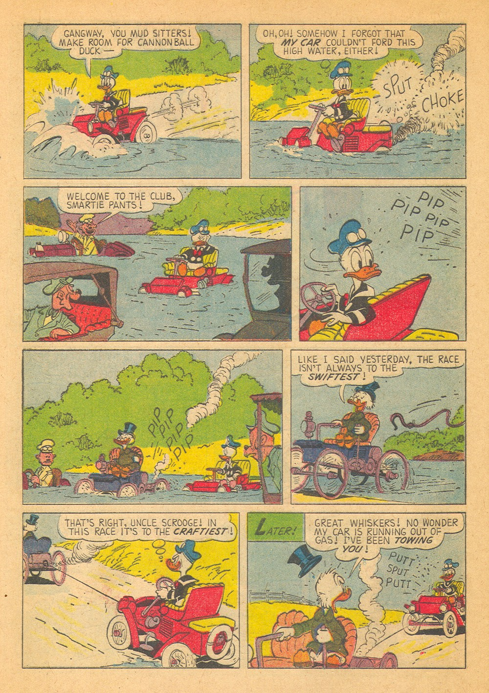 Uncle Scrooge (1953) Issue #34 #34 - English 32