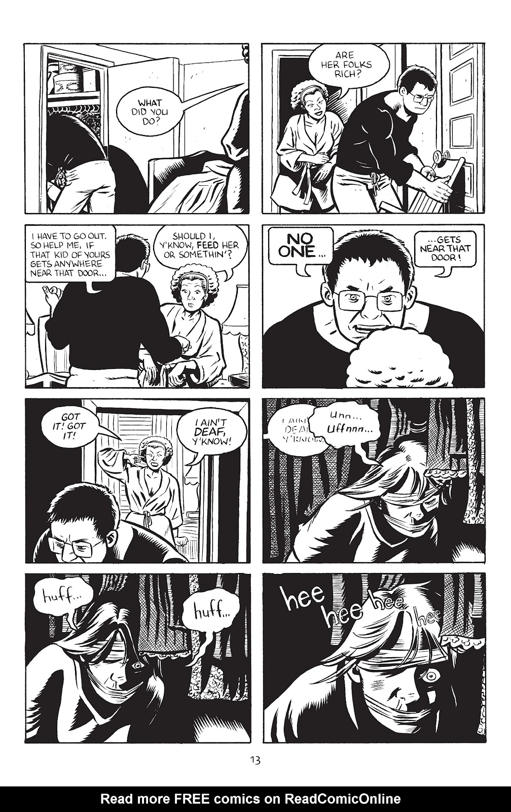 Stray Bullets Issue #28 #28 - English 15